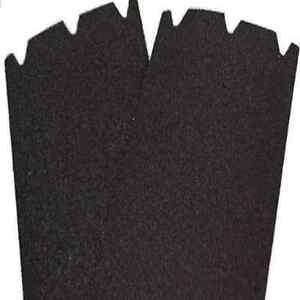 36 Grit Hiretech HT8 Drum Sander Sanding Sheets -  Floor Sandpaper  -  Box of 50