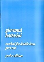 Musical Instruments & Gear Sheet Music & Song Books Painstaking Bottesini Method For Double Bass Part 1