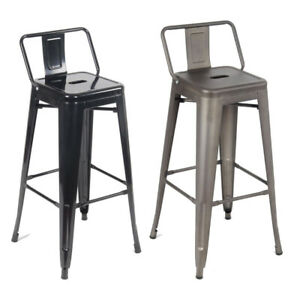 Prime Details About Metal Vintage Classic Breakfast Bar Stool Seat Chair Industrial Style Kitchen Caraccident5 Cool Chair Designs And Ideas Caraccident5Info