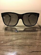 Alexander McQueen Sunglasses AMQ 4187/S Black Brown