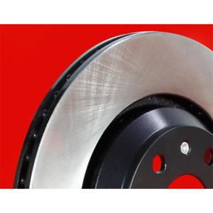 2 Pièce Disque de frein pelliculés-Boucher 6110400