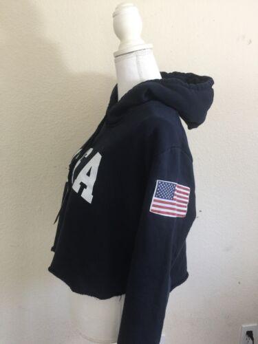 Pile Usa Navy Nuovo Melville Brandy Lennon In Foderato Maglione Blu wZO1Fqxv