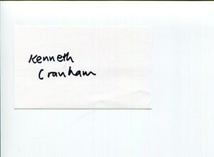 Kenneth-Cranham-Hellraiser-II-Hot-Fuzz-Valkyrie-Rome-Layer-Cake-Signed-Autograph