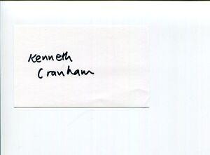 Kenneth-Cranham-Hellraiser-II-Hot-Fuzz-Valkyrie-Rome-Layer-Cake-Signed-Autograph