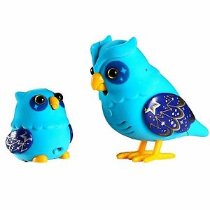 Little-Live-Pets-Tweet-Talking-Blue-Owl-Baby-Ages-5-Toy-Bird-Play-Nightstar-Fun