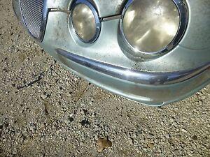 Jaguar S Type 2000 2001 2002 2003 2004 Left Front Bumper Chrome Molding Ebay