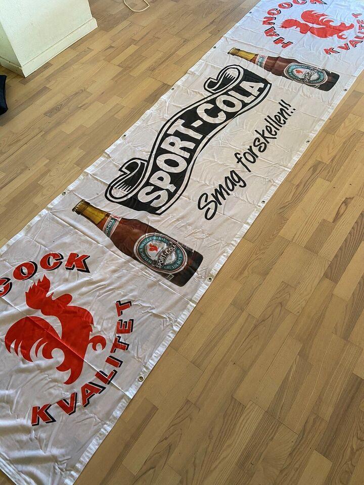 Andre samleobjekter, Banner