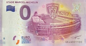 BILLET-0-EURO-STADE-MARCEL-MICHELIN-FRANCE-2016-NUMERO-1100