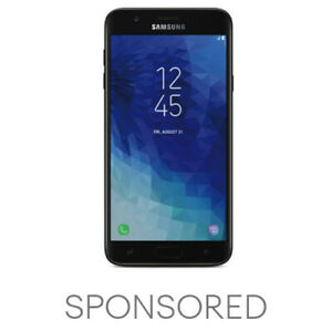Tracfone Samsung Galaxy J7 Crown Prepaid Cell Phone w/ $40 Airtime Plan Included