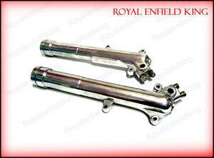 Royal Enfield Bullet Pair Of Front Fork End Legs LH/RH   eBay