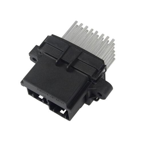 Heater Blower Motor Module Resistor For Buick Cadillac GMC Hummer Pontiac Saturn