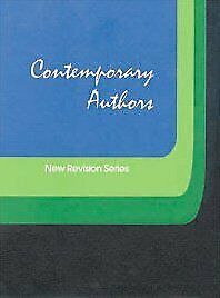 Contemporary Authors New Revision by Dear, Pamela