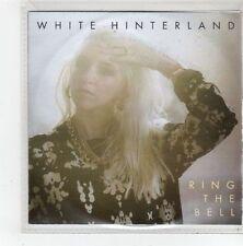 (FN20) White Hinterland, Ring The Bell - 2014 DJ CD