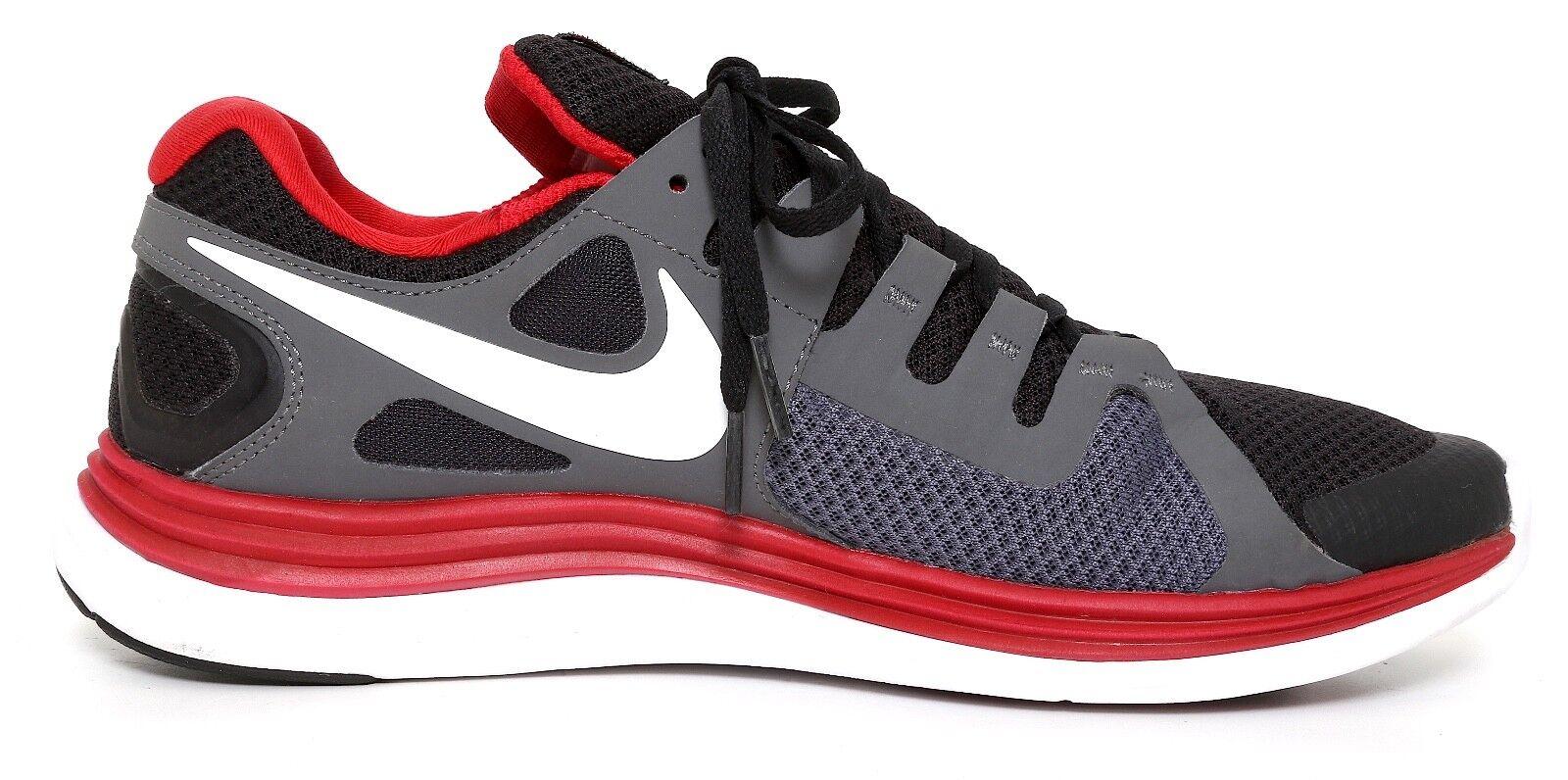 Nike Lunarflash Running scarpe grigio Uomo Sz 9.5 9.5 9.5 9016 da5de4