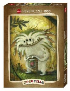 Heye Puzzle - 1000 Teile Veggie (Zozoville) HY29898