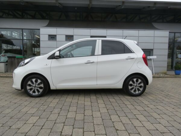 Kia Picanto 1,0 Attraction - billede 1