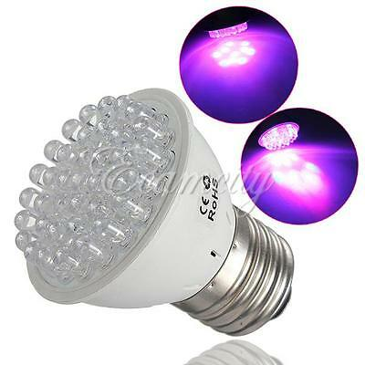 E27 38LED 1.9W 28Red 10Blue Plant Grow Light Bulb Garden Indoor Hydroponic Lamp