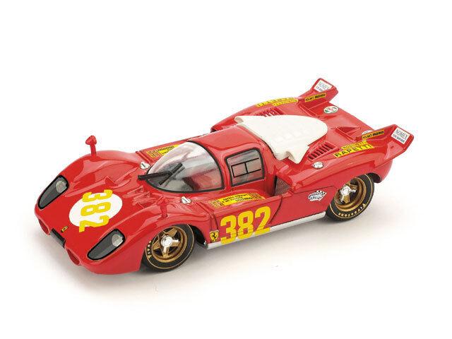 Ferrari 512S Winner Trieste   Opicina 1970 G. Moretti 1 43 BRUMM