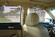 Automatic Side Window Sun Shade Mesh Curtain For Maruti Suzuki New Swift.