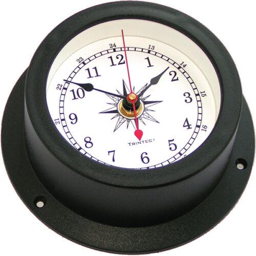 TRINTEC VEC-W01 MARINE NAUTICAL INSTRUMENT VECTOR  CLOCK BRAND NEW
