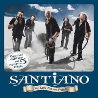 Von Liebe,Tod und Freiheit (Special Edition) von Santiano (2015) CD Neuware