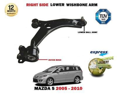 FOR MAZDA MX5 NC 2005-2014 NEW FRONT RIGHT LOWER SUSPENSION WISHBONE CONTROL ARM