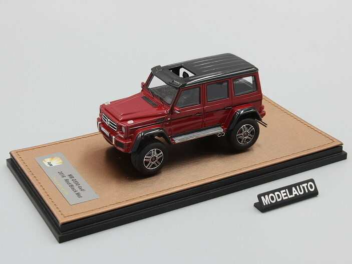 Bma 1 43 mercedes g550 4 × 4 ² 2015 rot