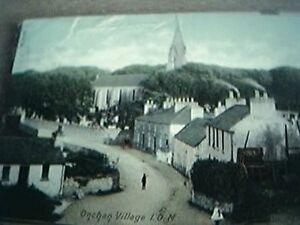 postcard-used-1905-onchan-village-isle-of-man-wear-to-top-of-card