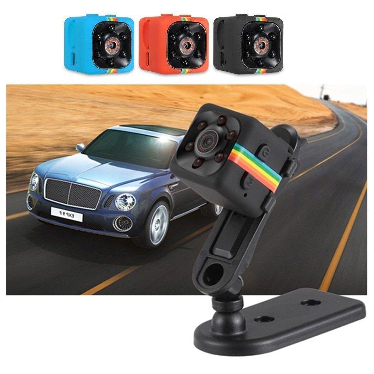 SQ11 Full HD 1080P Mini Car Hidden DV DVR Camera Spy Dash Cam IR Night Vision UK 3