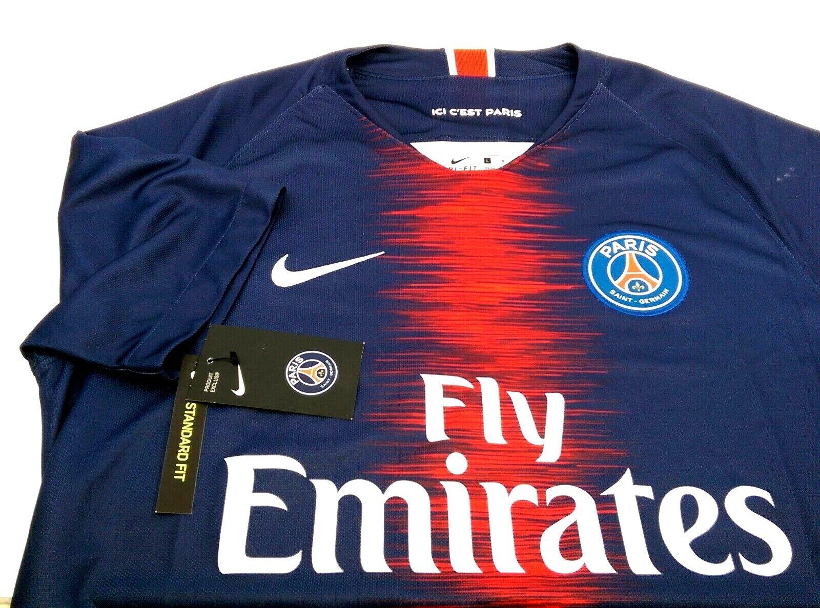 2019-2020 Season Neymar JR 10# Paris St Germain Home Mens Soccer Jersey