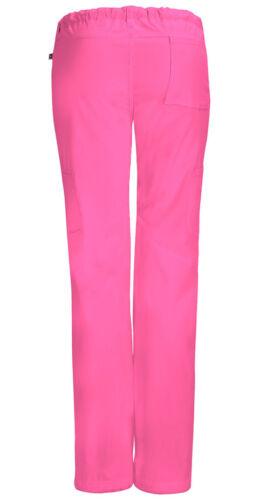 Scrubs Code Happy Drawstring Pant 46000A SHCH Shocking Pink Free Shipping