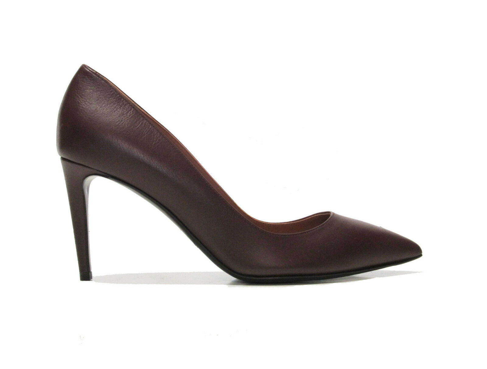 550 Ralph Lauren violet Label Collection femmes  Armissa Nappa Calf Pumps