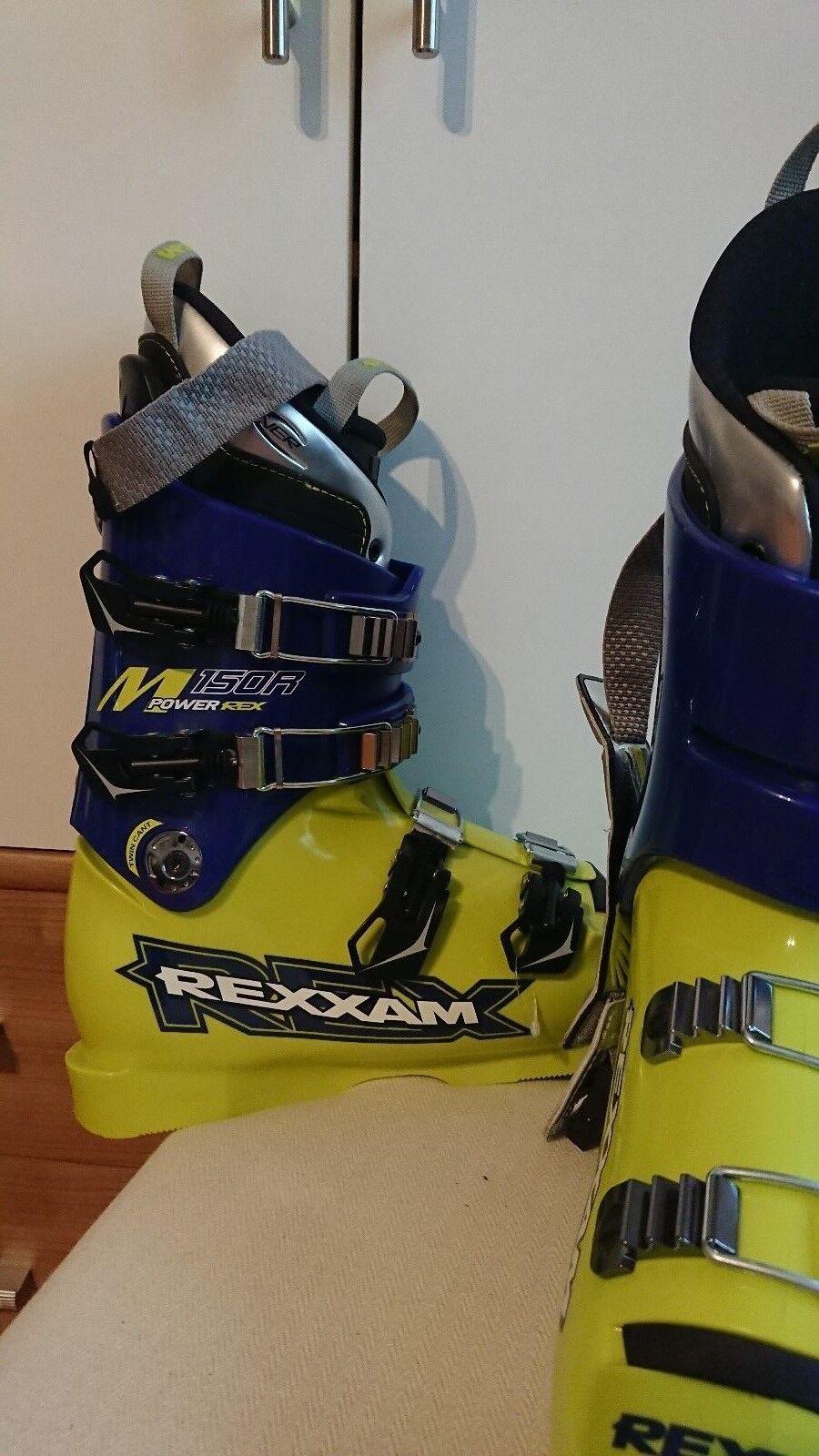 REXXAM Skischuhe, SkiStiefel, Neu, Gr.250, mit Etikett, M150 R, 293 mm