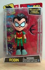 Teen Titans Go 8-Inch Action Figure - Robin With Power Action Karate Chop