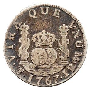 Km-48-2-reales-Plata-917-Carlos-III-Bolivia-1767-Pts-Jr-Feria