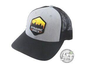 d7ac981d546 Dynamic Discs SUNSET HEX Snapback Mesh Disc Golf Hat - PICK YOUR ...