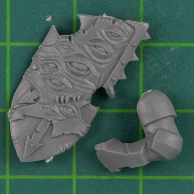 Slaves to Darkness Chaos Knights  Schild A Warhammer Fantasy Bitz 8513