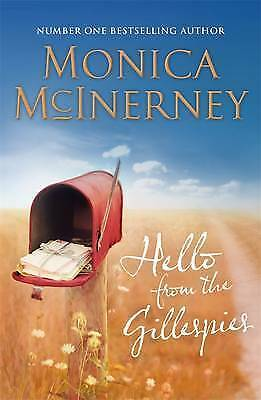 1 of 1 - Hello from the Gillespies by Monica McInerney - Medium Paperback