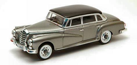 Mercedes konrad adenauer 1951 grau 1 43 modell rio40901 rio