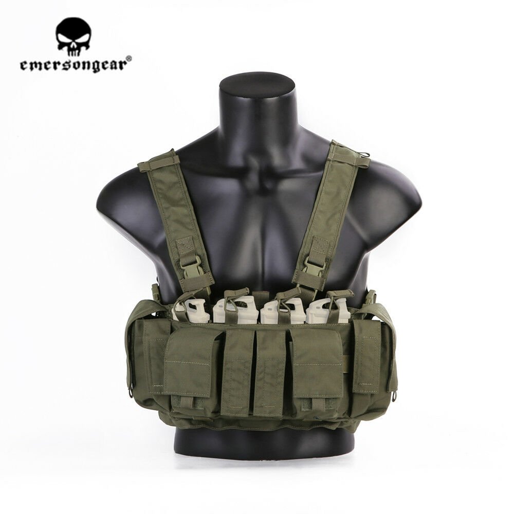 Emerson MF Tactical Chest  Rig UW Gen IV Hunting Vest Harness Split Front  RG  online cheap