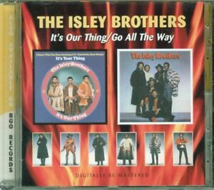 The-Isley-Brothers-It-039-S-Our-Thing-Go-All-The-Way-Remastered-Cd-Perfetto