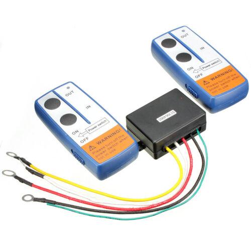 Funkfernbedienung für elektrische Ankerwinden.12 Volt Systeme