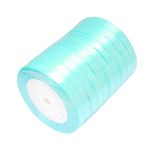 3 metres of Beautiful SATIN RIBBON Many Colours 10mm width