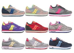 Saucony-Jazz-Sneakers-Donna-Scarpa-Casual-Sportiva