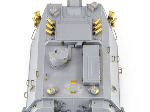 Microdisign 1//35 Russian Howitzer 2S35 Koalitsiya-SV Main PE Detail set 035351