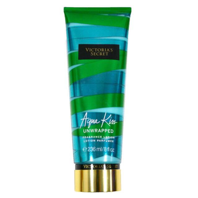 Victorias Secret Aqua Kiss Unwrapped Fragrance Body Lotion 236ml