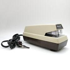 Panasonic Stapler As 300 Desktop Electric With Tool