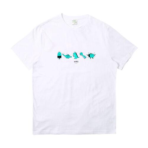 Kpop SHINee Anniversary 11th T-shirt SHINee Day Tops Women Men Casual Tee New