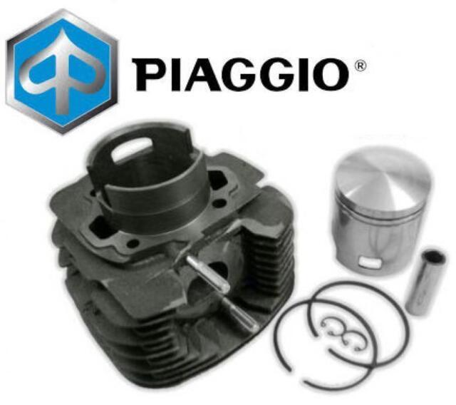 GRUPPO TERMICO CILINDRO PIAGGIO APE TM P703 P703V FL2 220 cc 1984>2005 ATM2T / T