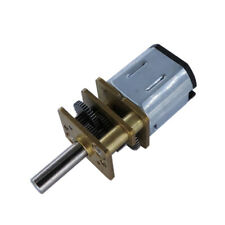 Jga N10 Dc6v 55 2100rpm Micro Speed Reduction Gear Motor With Full Metal Gearbox